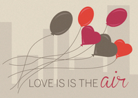 Love Balloons - Love is in the air